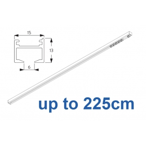 6465 Hand operated & 6465 Wave hand operated (White only)  up to 225cm Complete