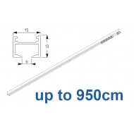 6465 Hand operated & 6465 Wave hand operated (White only)  up to 950cm Complete