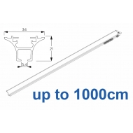6820 Hand operated & 6820 Wave hand operated (White only) up to 1000cm Complete