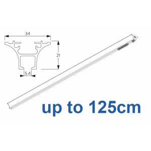 6820 Hand operated & 6820 Wave hand operated (White only) up to 125cm Complete
