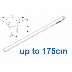 6820 Hand operated & 6820 Wave hand operated (White only) up to 175cm Complete