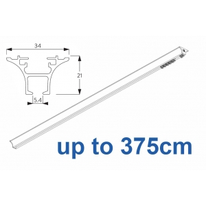 6820 Hand operated & 6820 Wave hand operated (White only) up to 375cm Complete