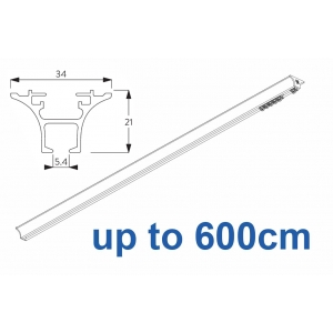 6820 Hand operated & 6820 Wave hand operated (White only) up to 600cm Complete