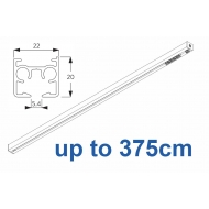 6870 & 6870 Wave Hand operated Silver or White, up to 375cm Complete