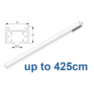 6970 & 6970 Wave Hand operated Silver or White, up to 425cm Complete