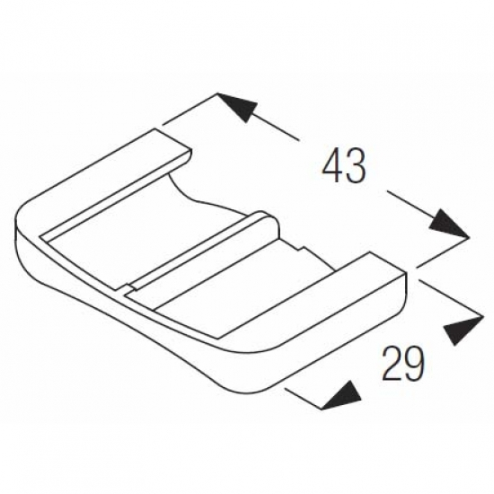 Top Bracket cover
