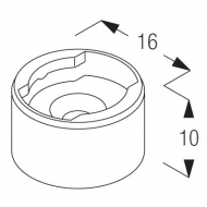 Wire Base (Long) (Each)