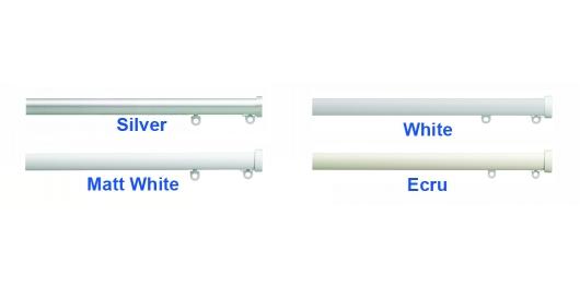 1003M Silver, White, Matt White, Ecru