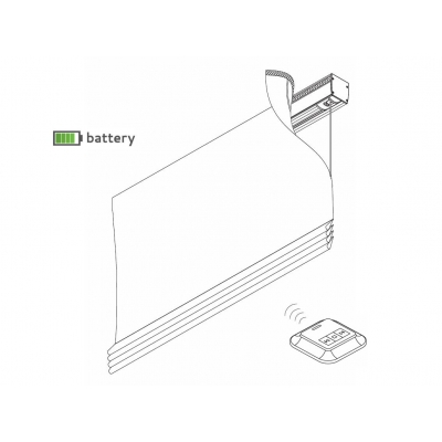 2345 Battery Electric system