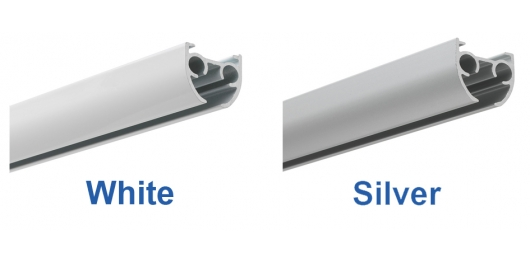 3840 White, Silver