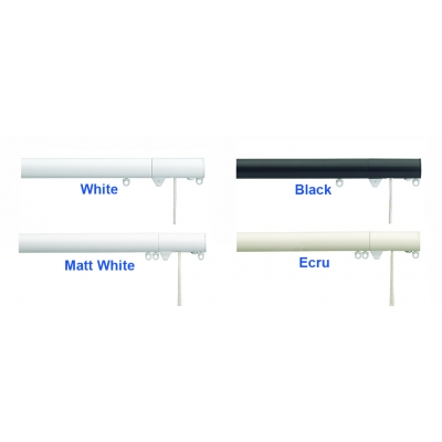 6120M White, Black, Matt White, Ecru