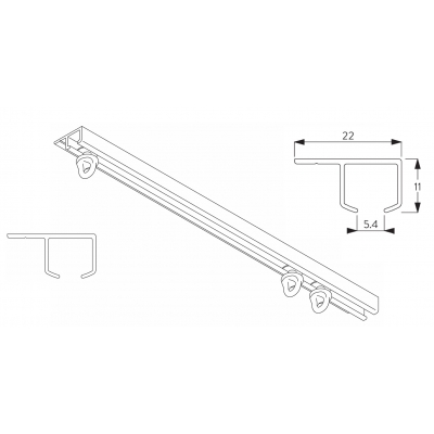 6290 Safety track systems