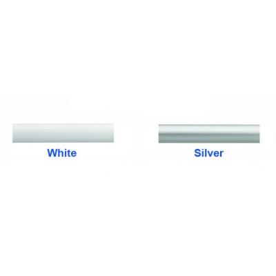 6870 White, Silver