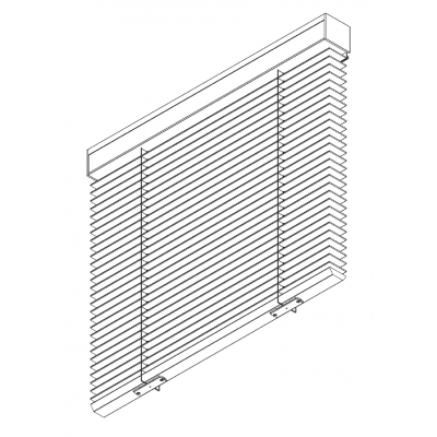 8960 Electric 50mm Venetian Blind systems