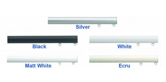 6130M Wave Silver, Black, White, Matt White, Ecru