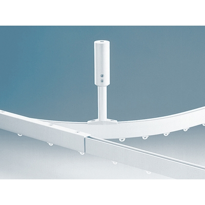 Cubicle & Shower Rail system parts